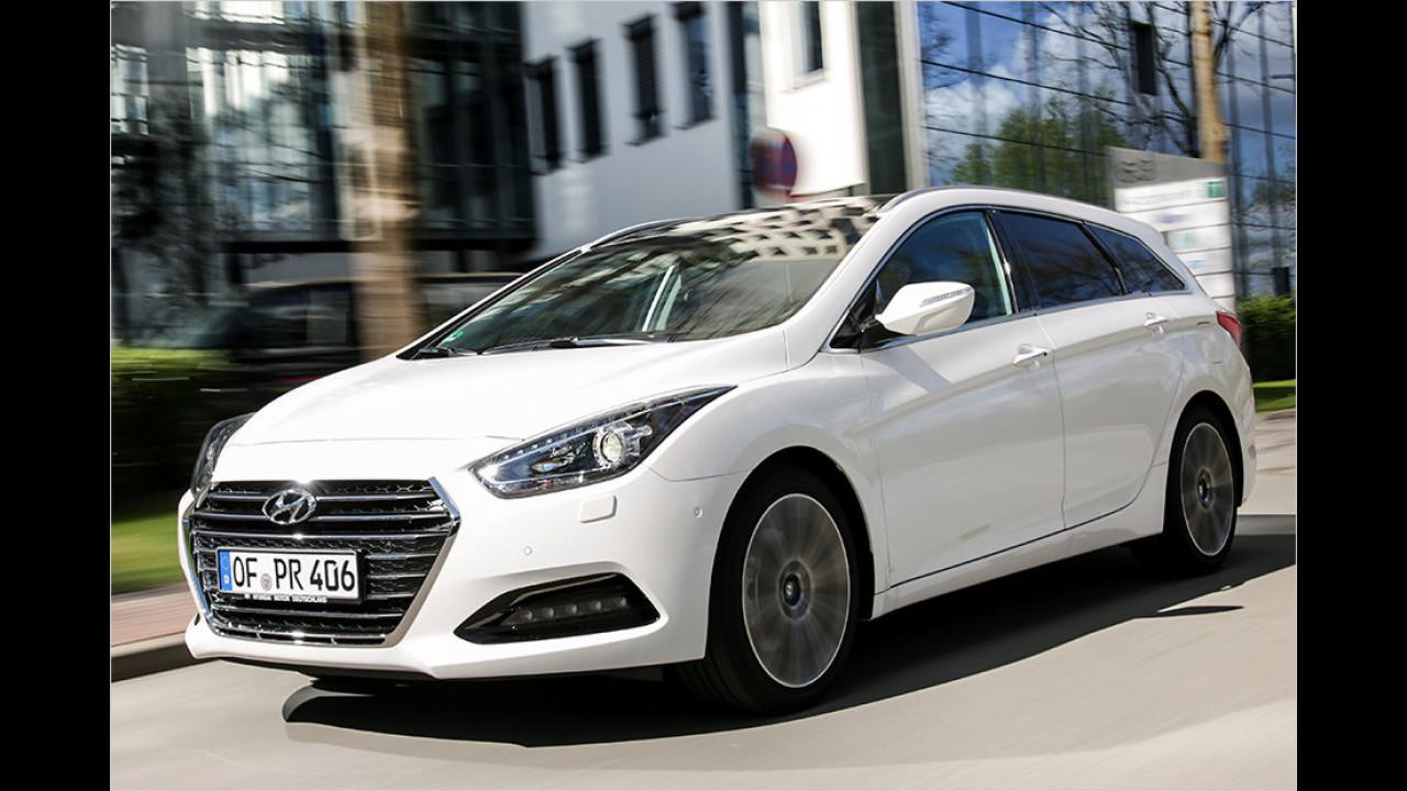 Hyundai i40 Kombi: 4,77 Meter