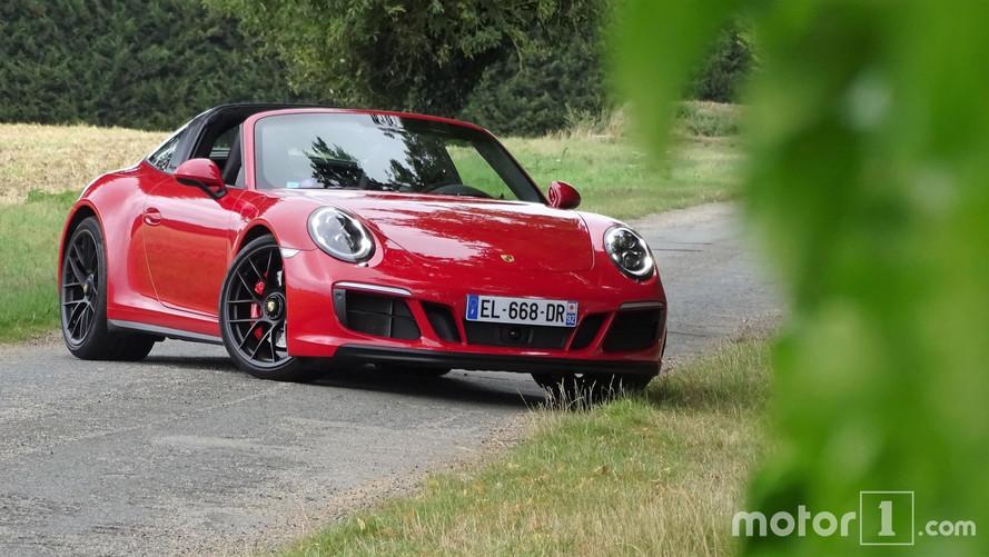 Une 911 électrique ? Porsche dit non !