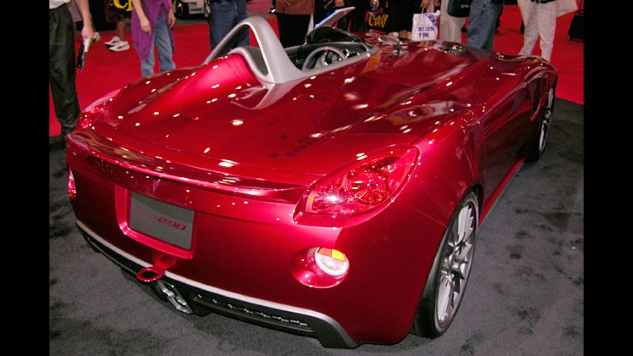 Pontiac Solstice SD-290 Racer Concept