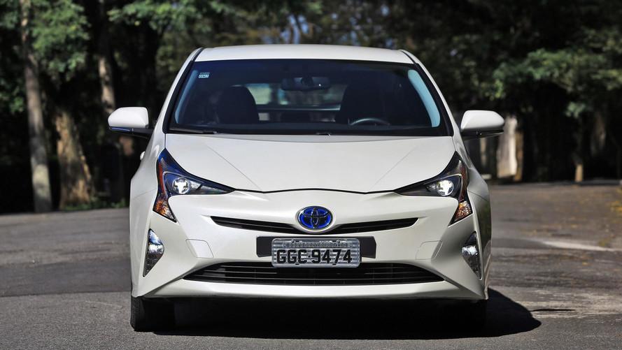 Toyota vende 1,52 milhão de eletrificados e supera meta de 2020