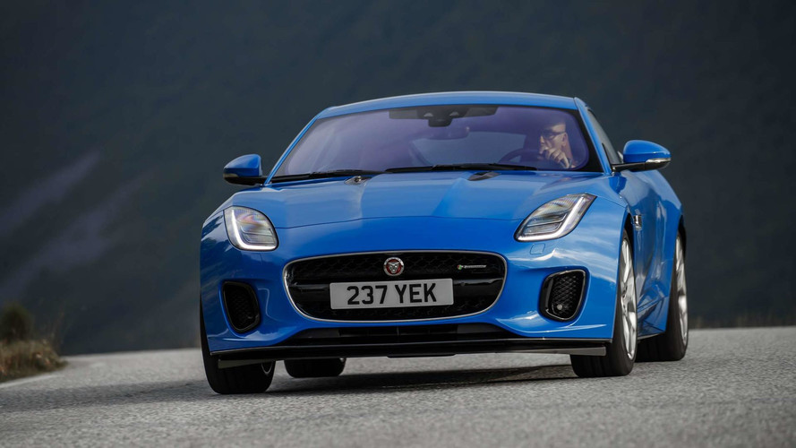 2017 Jaguar F-Type 2-litre Coupe first drive: Four greater than six?