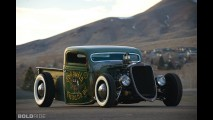 Ford V8 Rat Rod Pickup
