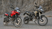 BMW F700GS and F800GS