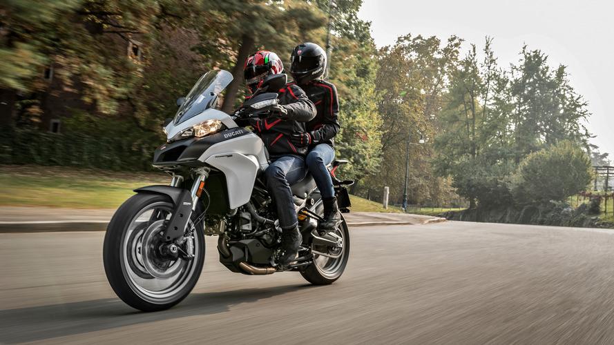 2017 Ducati Multistrada 950 is company's entry level ADV bike