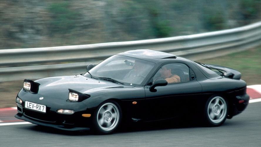 Geçmişe Bakış: Mazda RX-7 FD