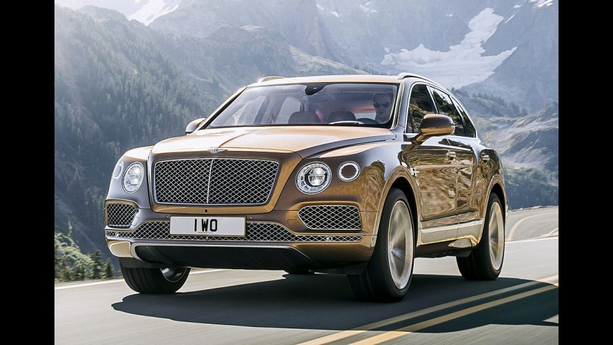 Bentley Bentayga: este é o mais luxuoso e poderoso SUV do mundo