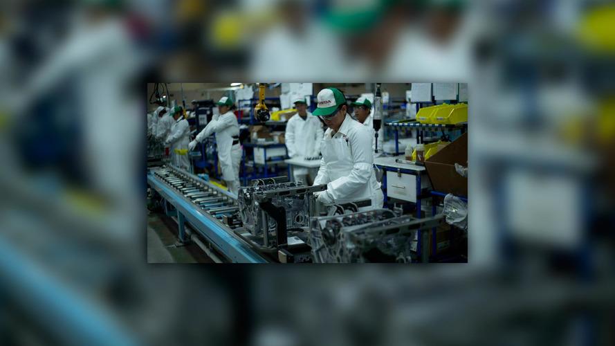 Honda Celaya, Mexico, factory