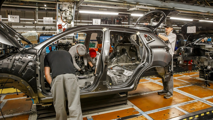 Nissan Qashqai production will remain in the UK, X-Trail added as well