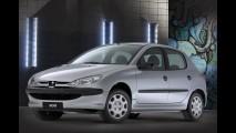 Inaugurada com 206 e Picasso, Peugeot-Citroën do Brasil comemora 15 anos