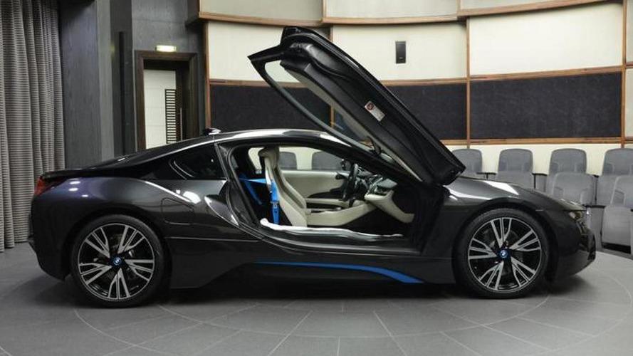 2018 BMW i8 facelift to have 420 hp, more range?