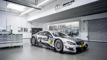 Mercedes-AMG C 63 DTM with MV Agusta livery