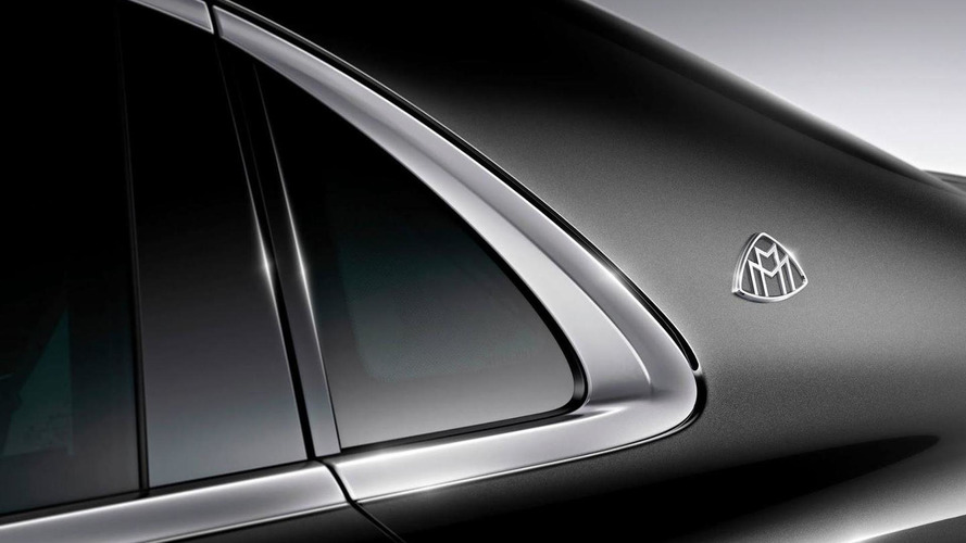 Mercedes-Maybach S600 teased one last time