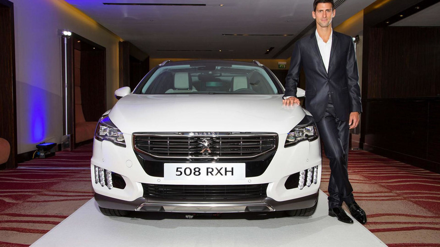 2015 Peugeot 508 revealed with upscale styling