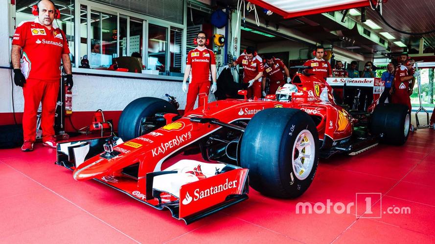 Pirelli dévoile des images des essais des pneus 2017