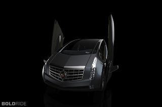 Cadillac Urban Luxury Concept