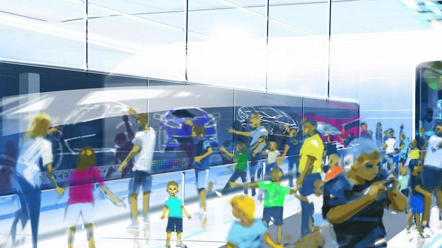 Chevrolet and Disney preview new Test Track experience