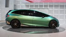 Honda Concept S live in Beijing 23.04.2012