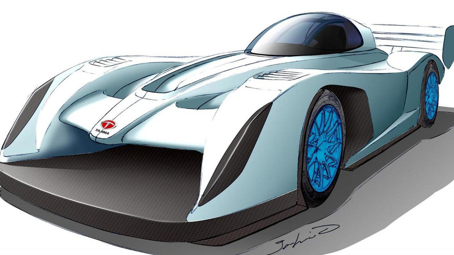 Team APEV and Monster Sports announce EV racer for Pikes Peak Hill Climb