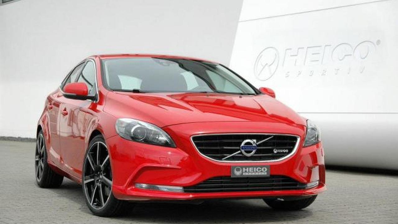 Heico tuned Volvo V40, 960, 07.06.2012
