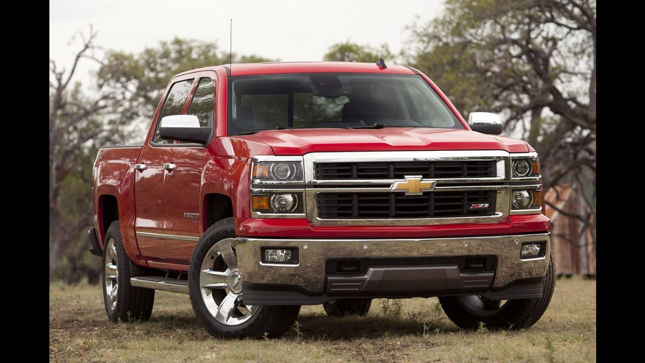 GM: Silverado e Sierra começam mal e devem passar por atualizações anuais