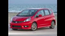 Honda planeja lançar crossover compacto baseado na plataforma do Fit