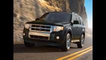 Ford anuncia quatro recalls e convoca 1,4 milhão na América do Norte