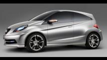 Honda revela o protótipo de seu novo carro compacto - Veja fotos