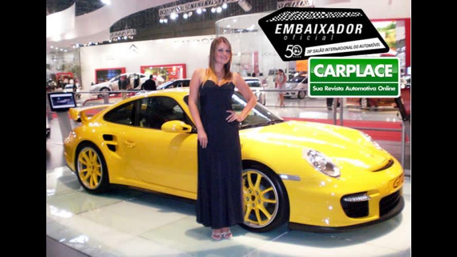 Salão do Automóvel 2010: Você sabia que...