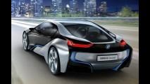 BMW divulga primeiros detalhes dos conceitos ecológicos i3 e i8