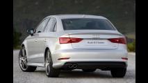 Audi A3 Sedan 1.8 turbo vai custar R$ 116,4 mil