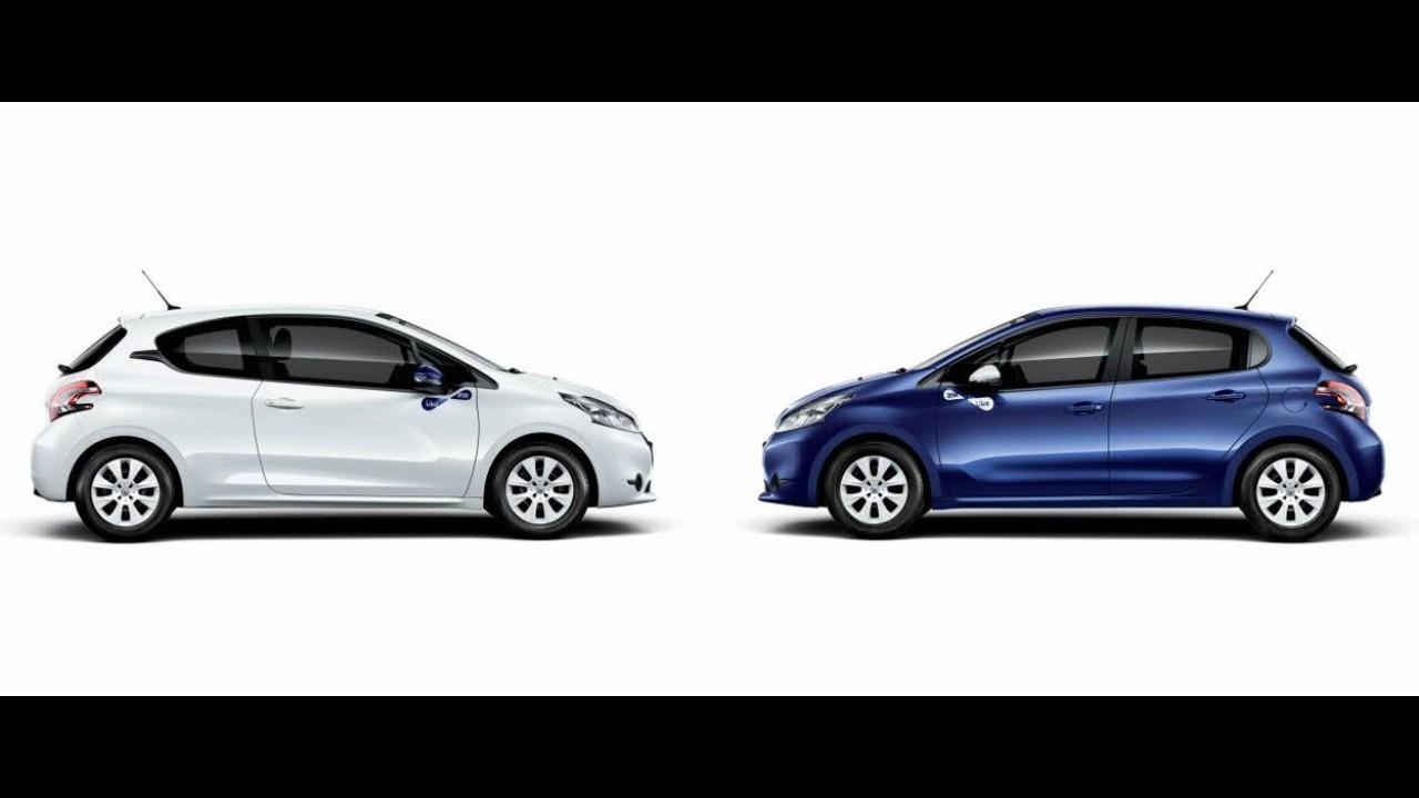 Peugeot 208 fica mais estiloso com série especial Like Edition