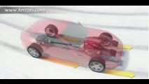 VÍDEO: Ferrari explica funcionamento da tração 4x4 da nova FF