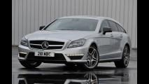 Oficial: Mercedes CLS 63 AMG Shooting Brake chega ao Brasil por R$ 600 mil