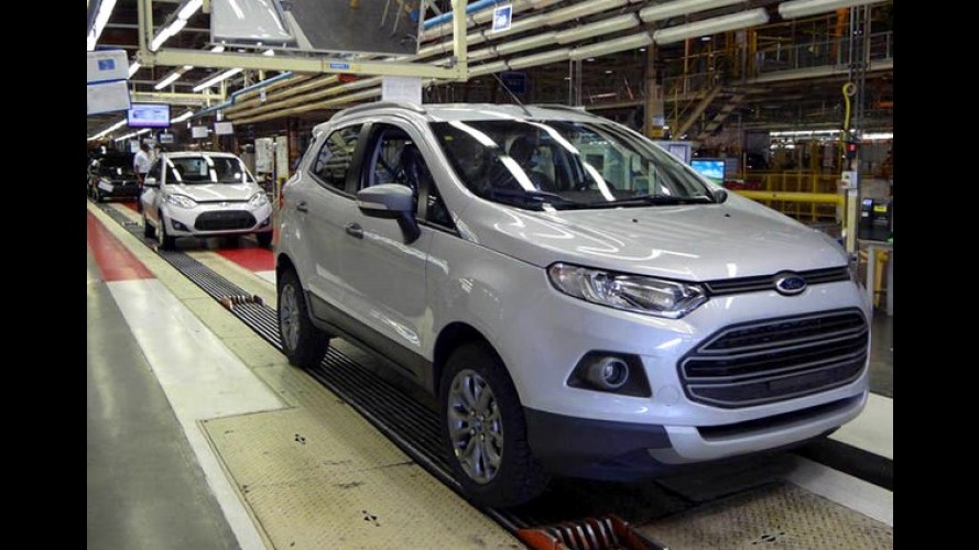 Ford comemora 94 anos de atividades no Brasil