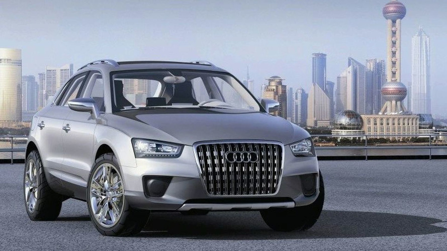 Audi Q5 to Launch at Los Angeles Show