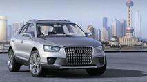 Audi Cross Coupé quattro Concept