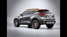 Flagra! Nissan Kicks se aquece para a estreia nas Olimpíadas