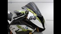 BMW anuncia a conceitual eRR, versão elétrica da superesportiva S1000 RR