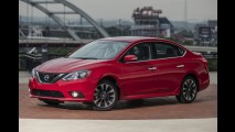 Nissan Sentra ganha versão SR turbo com visual esportivo e 190 cv