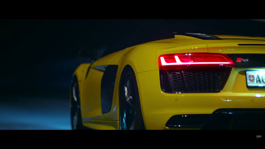 Audi Homeward Bound Commerical