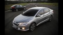 Honda lança novo Accord por R$ 156,3 mil; City 2016 chega a R$ 77,9 mil