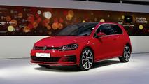 2017 Volkswagen Golf GTI facelift