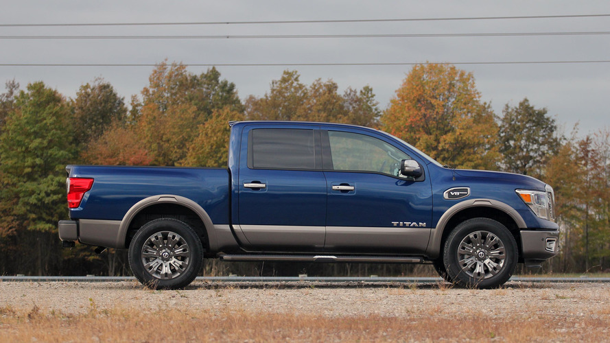 2017 Nissan Titan is one step closer to segment leaders