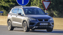 SEAT Ateca Cupra spy photo