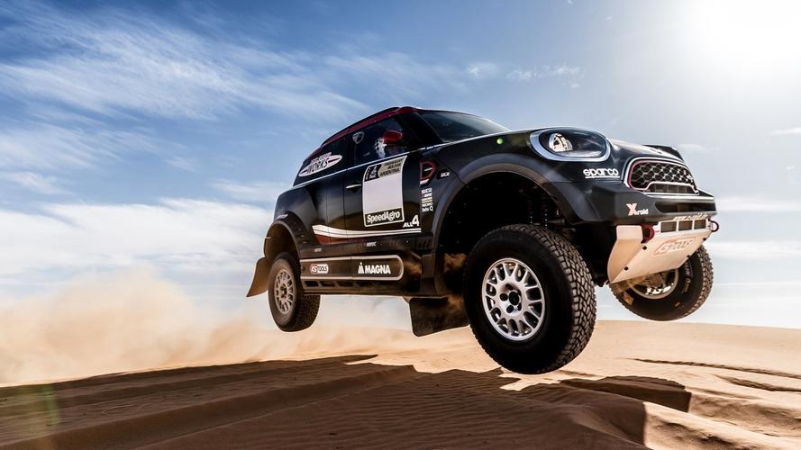 Mini's Dakar Rally fightback starts here