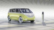 Volkswagen I.D. Buzz concept