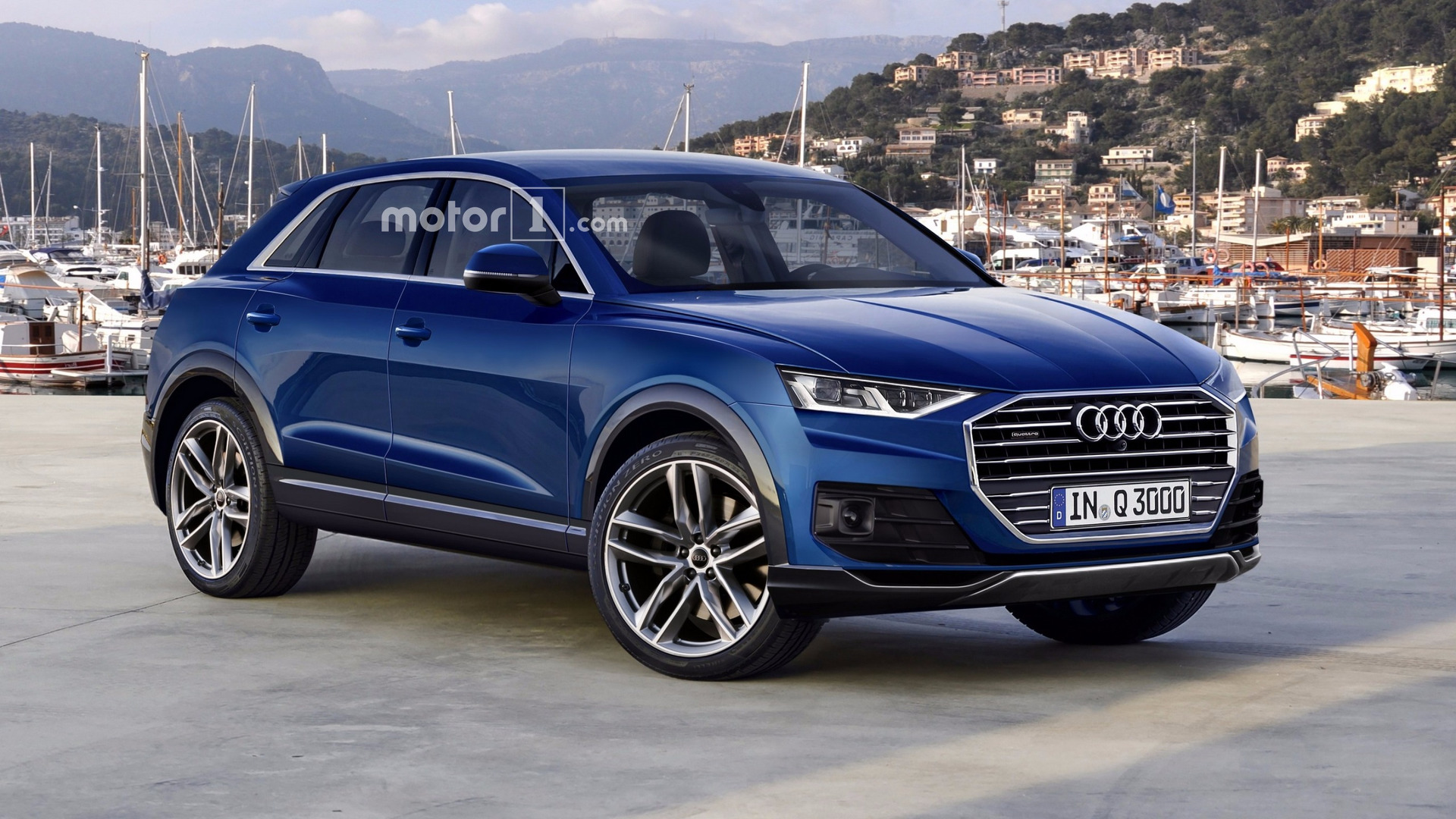 2018 Audi Q3 Review Expected Date Of Arrival >> We Imagine A More Sophisticated 2018 Audi Q3