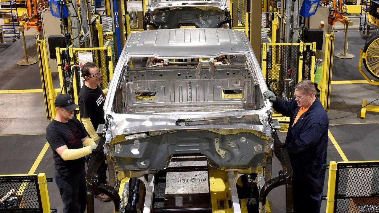 Ford veut se passer d'eau potable dans ses usines