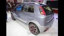 Após versão pobre, Fiat Punto ganha variante