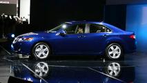 Acura TSX at New York Auto Show